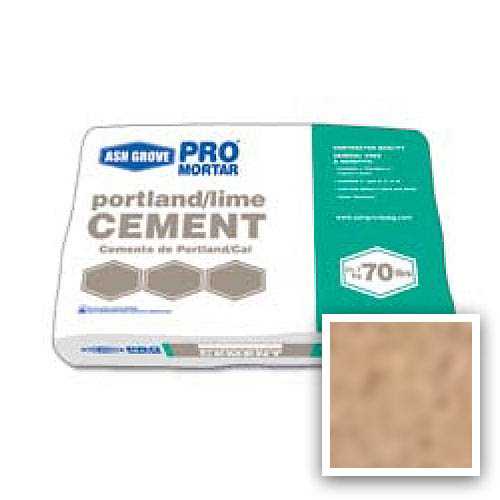 Ash Grove Pro Mix® Cement Portland/Lime Type N 70-lb., Suede