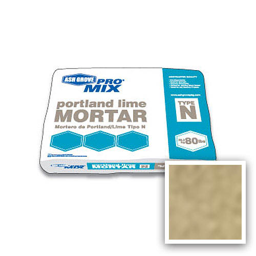 Ash Grove Pro Mix® Mortar Portland/Lime Type N 80-lb., Trenton