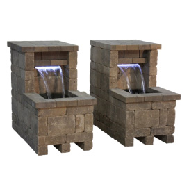 Belgard Bristol™ Series Water Feature Set