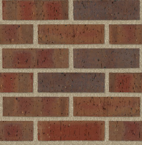 Cloud Ceramics Cherokee Modular Brick, Wiretex