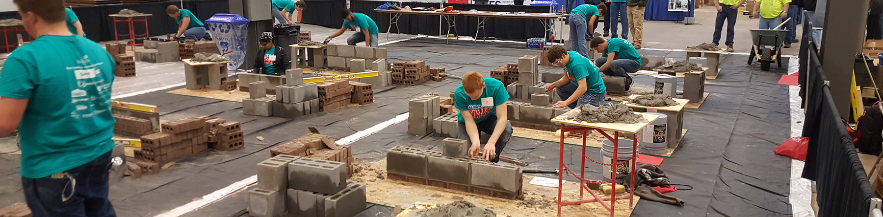 Kearney Crete & Block helps with SkillsUSA Competition