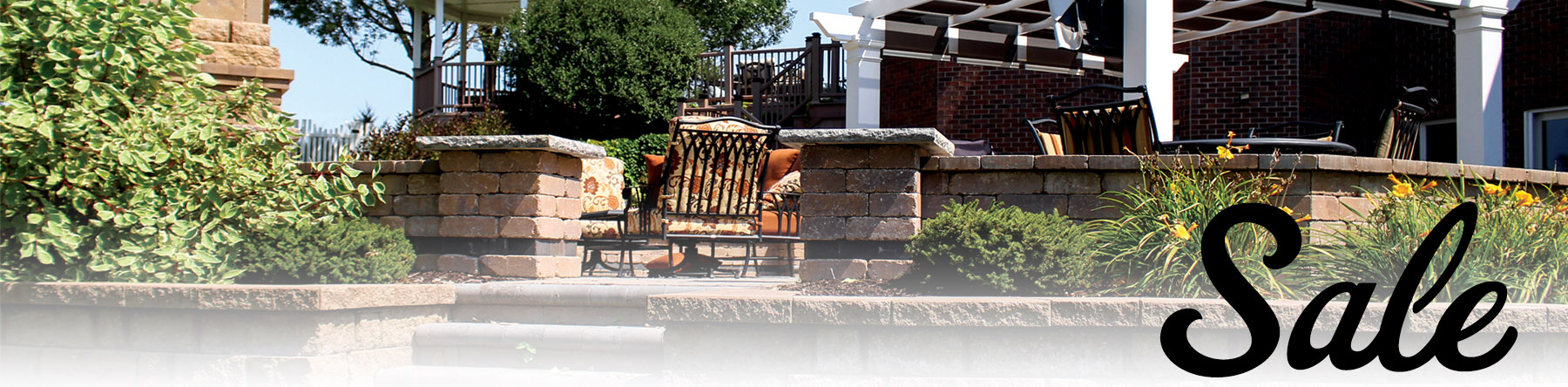 Kearney Crete and Block Brick and Landscape Sale