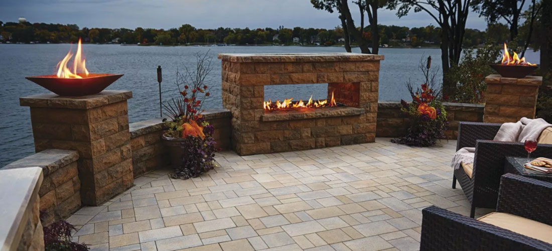Hardscape Lighting Ideas Kearney